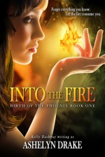 {Review+Giveaway} Into the Fire by @AshelynDrake @month9books @chapterxchapter