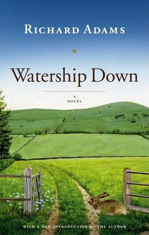 Watership Down Boek omslag