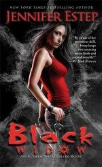 Book Review: Jennifer Estep's Black Widow