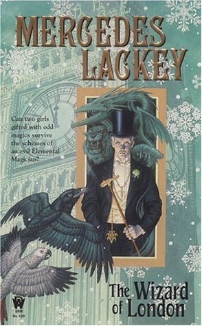 The Wizard of London (Elemental Masters, #5)