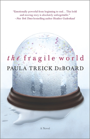 The Fragile World Book Cover