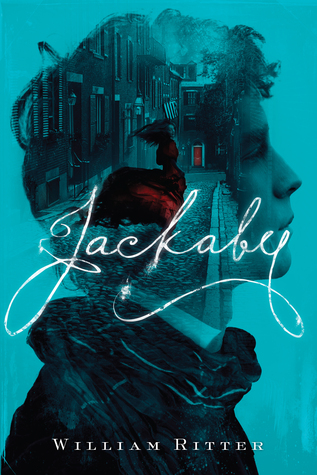 cover image, Jackaby by William Ritter