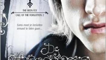 De duistere fae (The Iron Fey: Call of the Forgotten #2) – Julie Kagawa
