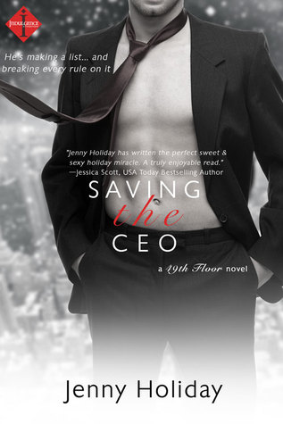 Saving the CEO Book Cover