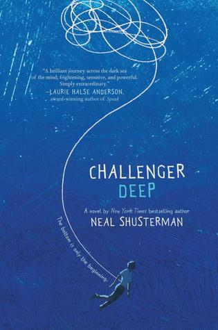 Challenger Deep by Neal Schusterman Review: Diving into Schizophrenia