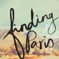 ARC Review: Finding Paris by Joy Preble!!!