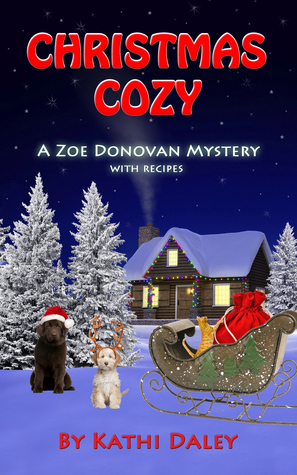 Christmas Cozy by Kathi Daley (Review & Giveaway)
