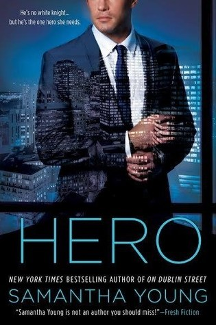 Review & Giveaway:  Hero by Samantha Young