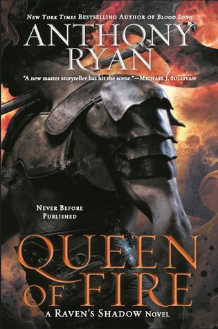 Queen of Fire (Raven's Shadow, #3)