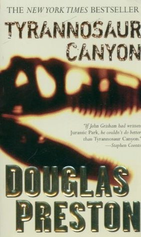 Tyrannosaur Canyon Book Cover