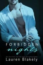 Review:  Forbidden Nights – Lauren Blakely