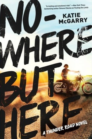Trailer Reveal:  Nowhere But Here by Kate McGarry