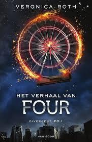 Het verhaal van Four (Divergent 0.1 – 0.4) – Veronica Roth