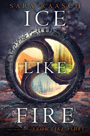 Review: Ice Like Fire by Sara Raasch