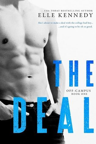 Blog Tour Review:  The Deal by Elle Kennedy