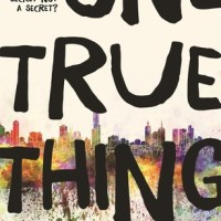 Review: One True Thing by Nicole Hayes