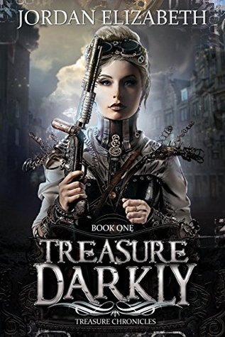 Book Review: Treasure, Darkly by Jordan Elizabeth