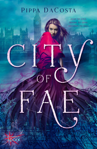 Blog Tour & Author Interview: City of Fae by Pippa DeCosta