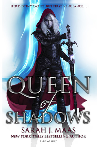 Queen of Shadows by Sarah J. Maas Spoiler Free Review: EPIC, BADASS & OFF THE CHARTS