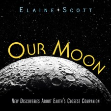 Book cover for Our Moon by Elaine Scott