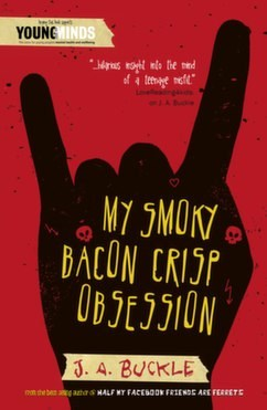 Blog Tour: My Smoky Bacon Crisp Obsession