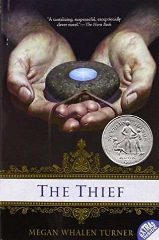 The Thief (the Queen's Thief, #1
