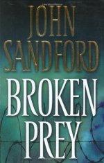 Book Review: John Sandford's Broken Prey