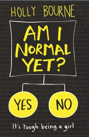 Book Review: Am I Normal Yet?