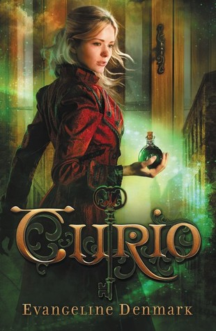 Review: Curio by Evangeline Denmark