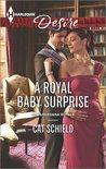 A Royal Baby Surprise (The Sherdana Royals #2)