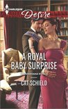 A Royal Baby Surprise (The Sherdana Royals #2)