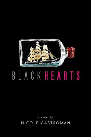 A Review Cake|Blackhearts by Nicole Castroman, Starflight by Melissa Landers, and Truthwitch by Susan Dennard