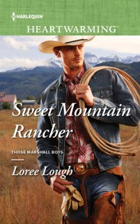 Sweet Mountain Rancher (Those Marshall Boys, #2)