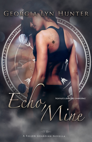 Echo, Mine (Fallen Guardians, #1.5)
