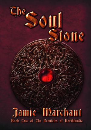The Soul Stone by Jamie Marchant | Featured Book of the Day | wearewordnerds.com