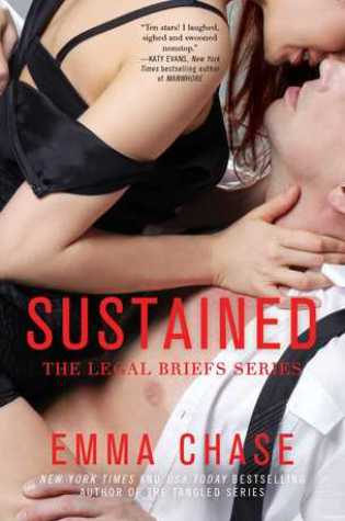 REVIEW NEW RELEASE:  Sustained by Emma Chase