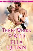 Three Weeks To Wed (The Worthingtons #1)