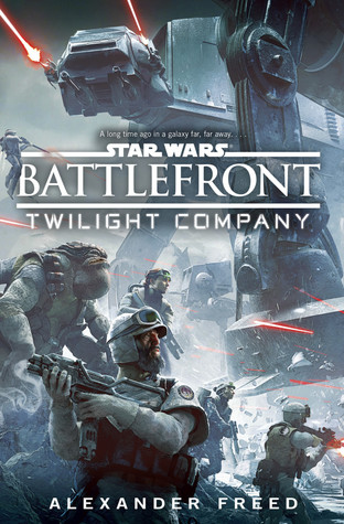 Star Wars Battlefront: Twilight Company Book Cover