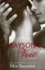 Grayson's Vow by Mia Sheridan