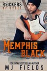 Memphis Black (The Rockers of Steel, #1)