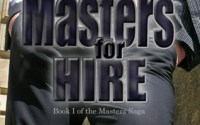 RELEASE EVENT:  Masters for Hire by Ginger Voight