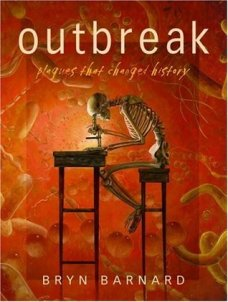 Book cover for Outbreak! Plagues That Changed History