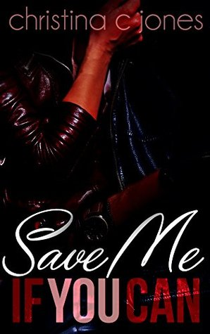 Save Me if You Can Book Cover