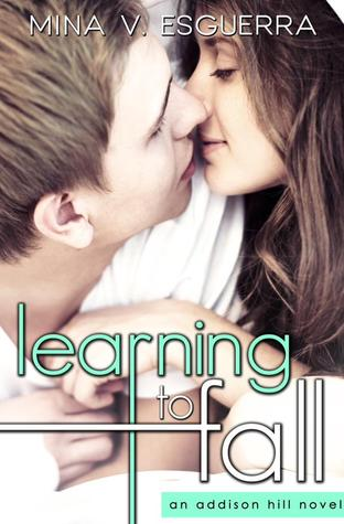 Review: Learning to Fall  (Spotlight New Adult #3) by Mina Esguerra