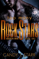 Too Many Rock Stars (Access All Areas, #1)