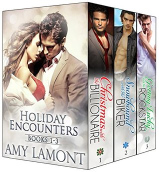 Holiday Encounters Books 1-3 (Holiday Encounters #1-3)