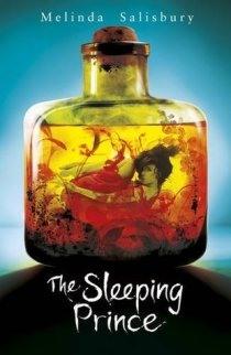 Book cover of The Sleeping Prince