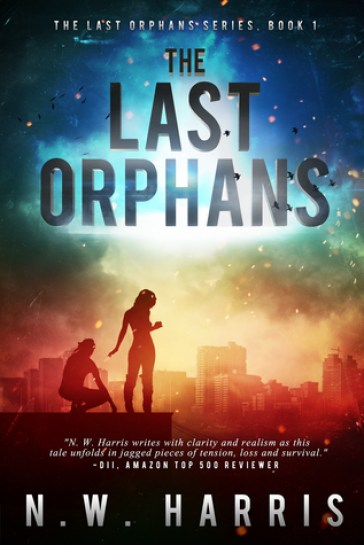 The Last Orphans (The Last Orphans, #1) - for the Last Orphans Review on Sci-Fi & Scary