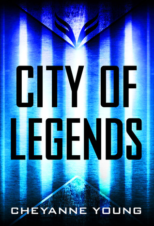 Re-Release Day Review: City of Legends