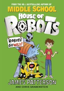 Book Cover for Robots Go Wild! On the Robots Go Wild Review on Sci-Fi and Scary